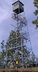 Lake Mountain Fire Lookout Tower